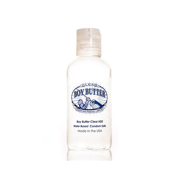 Boy Butter Clear Formula 118 ML-Lubricantes, aceites, velas, pinturas... la variedad de productos que sirven para jugar en pareja, y tratar problemas sexuales, es inmensa. - Sweetshopchile.cl -