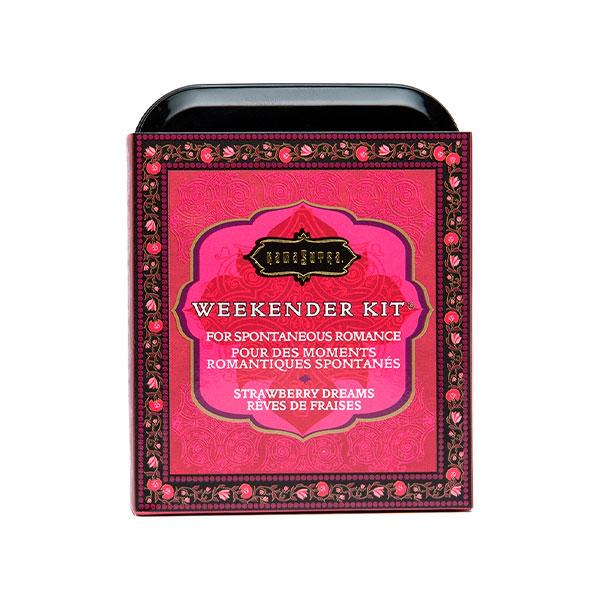 Kit De fin de semana -Kamasutra - Lubricantes, aceites, velas, pinturas... la variedad de productos que sirven para jugar en pareja, y tratar problemas sexuales, es inmensa. - Sweetshopchile.cl -