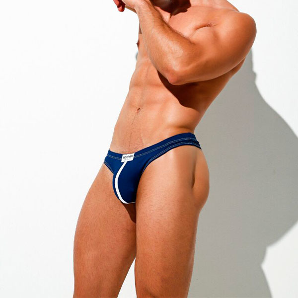 Thong Passione Navy - Intymen - Lencería y disfraces eróticos para sacar tu lado más sexy - Sweetshpchile.cl