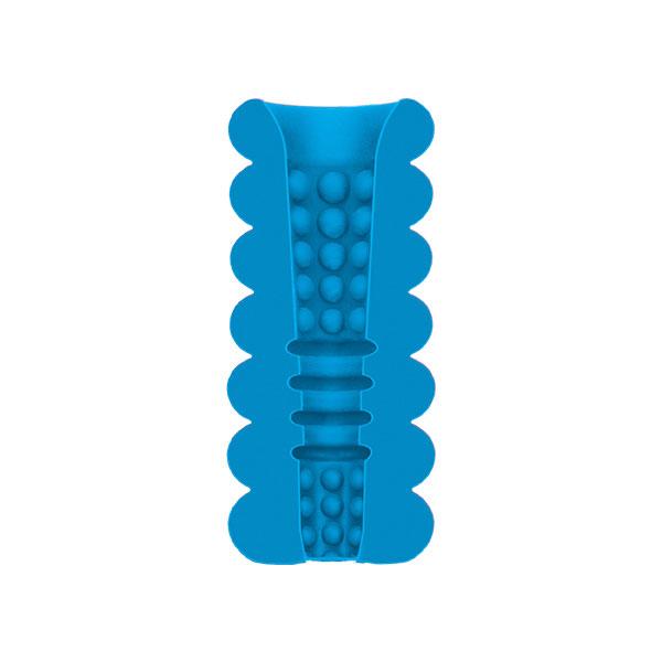 Masturbador Azul Thrill Mood ULTRASKYN - Doc Johnson - Tenemos variedad de juguetes y accesorios para adultos. Conoce nuestra pagina web